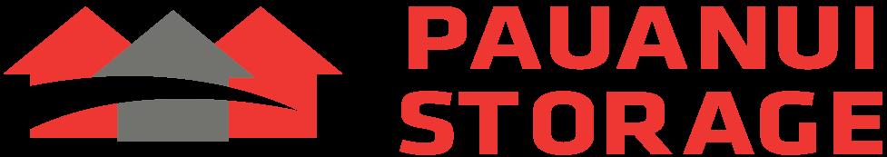 Pauanui Storage Logo